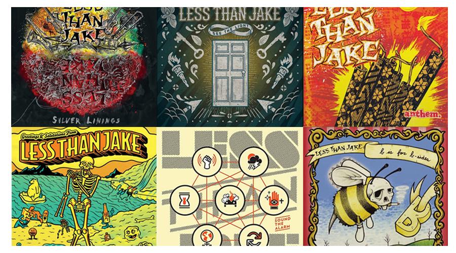 Less Than Jake - Music & Vinyl