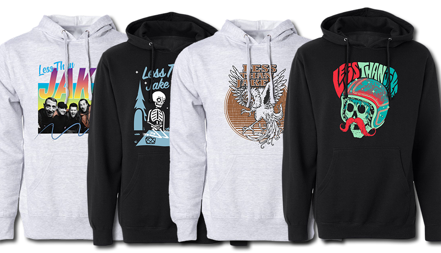 Less Than Jake - Sweatshirts & Outerwear